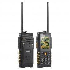 Land Rover (iOutdoor) T2 с рацией + усиленный сигнал GSM сети