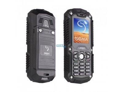 Обзор Sigma Mobile X-Treme IP67
