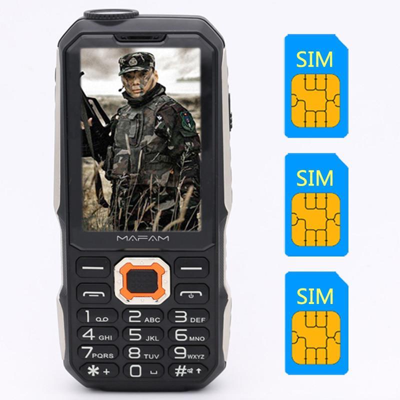 смартфон на 3 сим карты