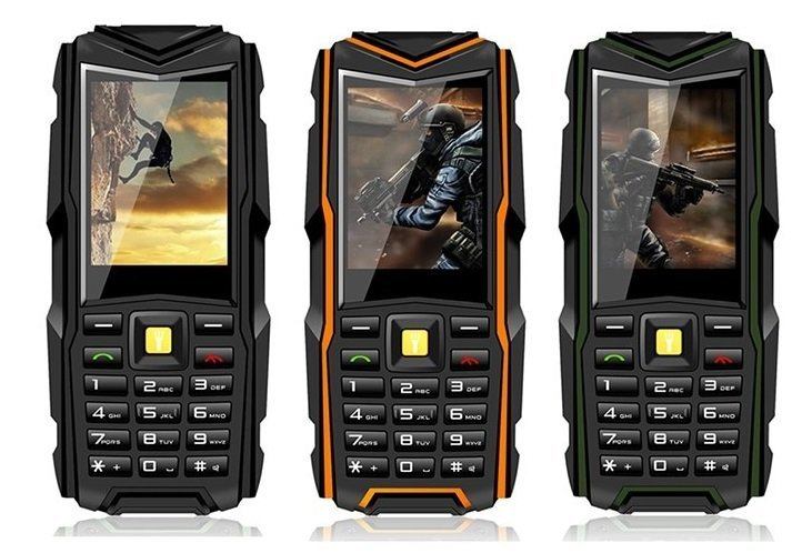 смартфоны IP67