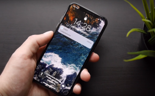 выбрать копию iphone X